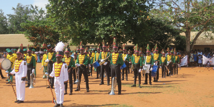 School Band is Music to Students' Ears
